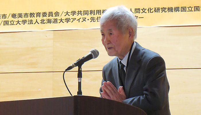 小川学夫 先生