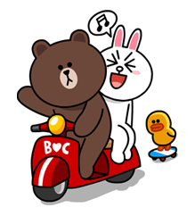 cony and brown 2