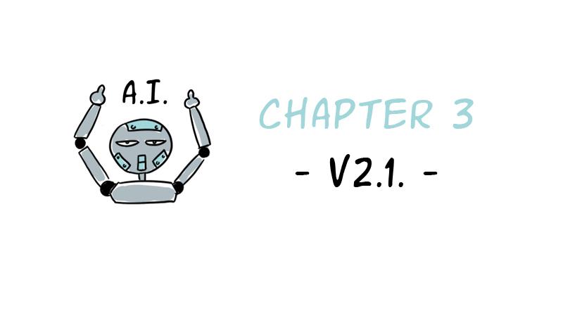funny webcomics about robots