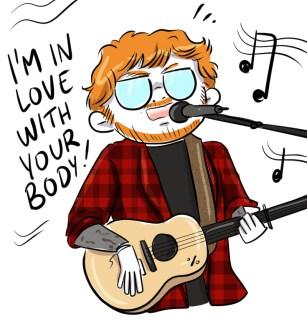 Ed Sheeran I and II