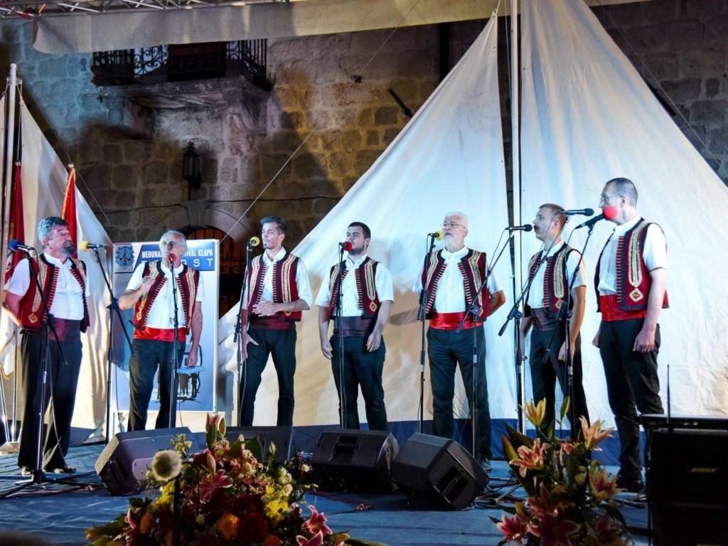 klapa festival kotor