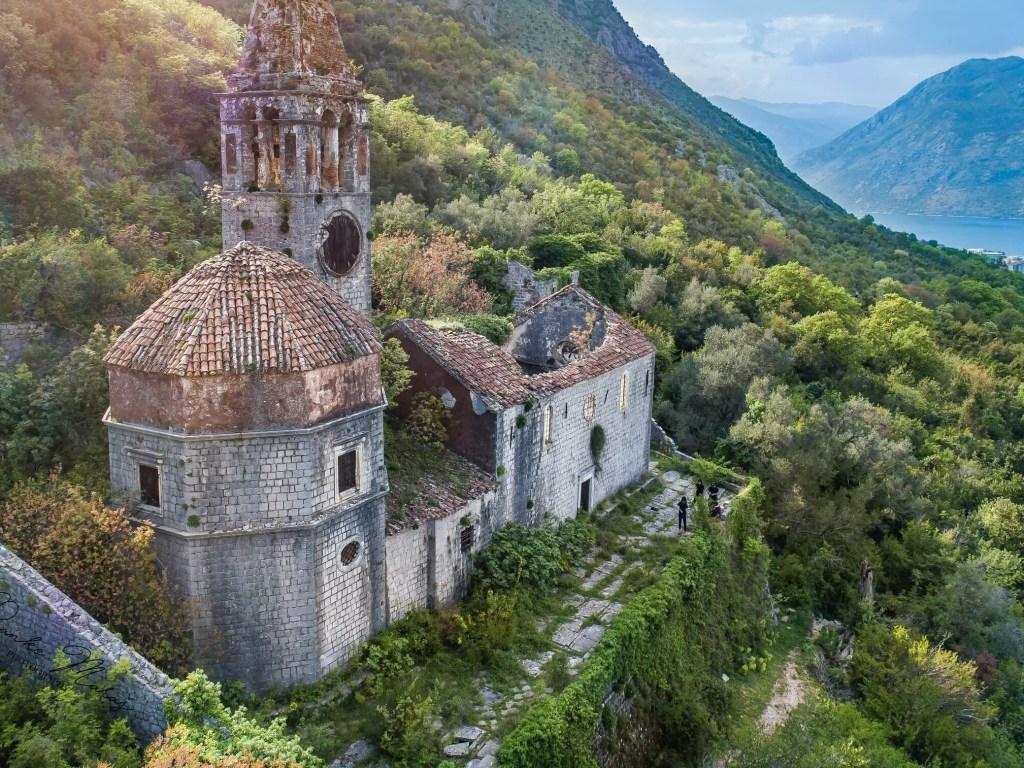 prčanj kotor montenegro
