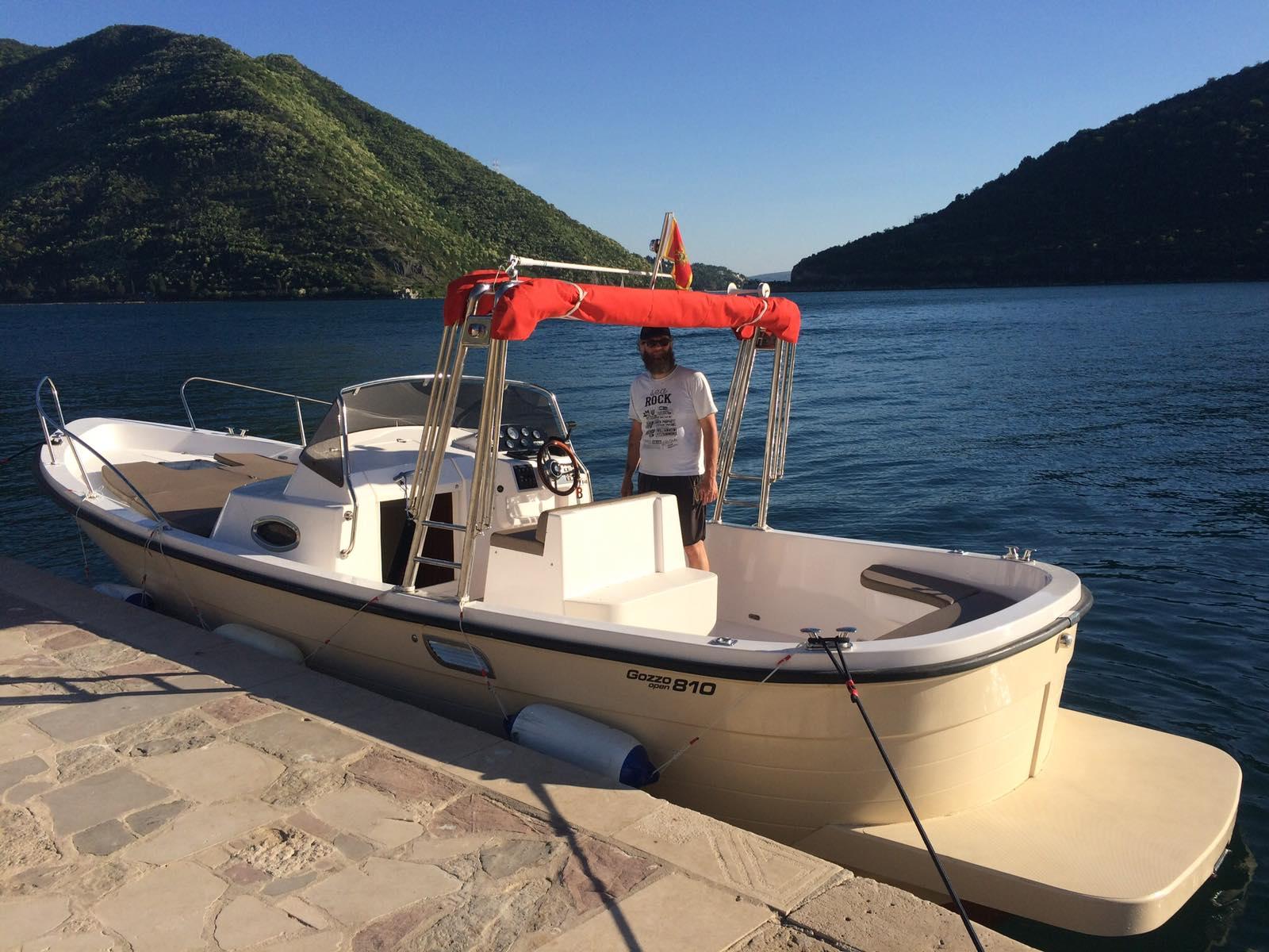 boat tours kotor montenegro