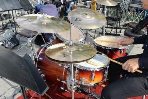 Bändikämppiä rumpaleille ja muusikoille tarjolla