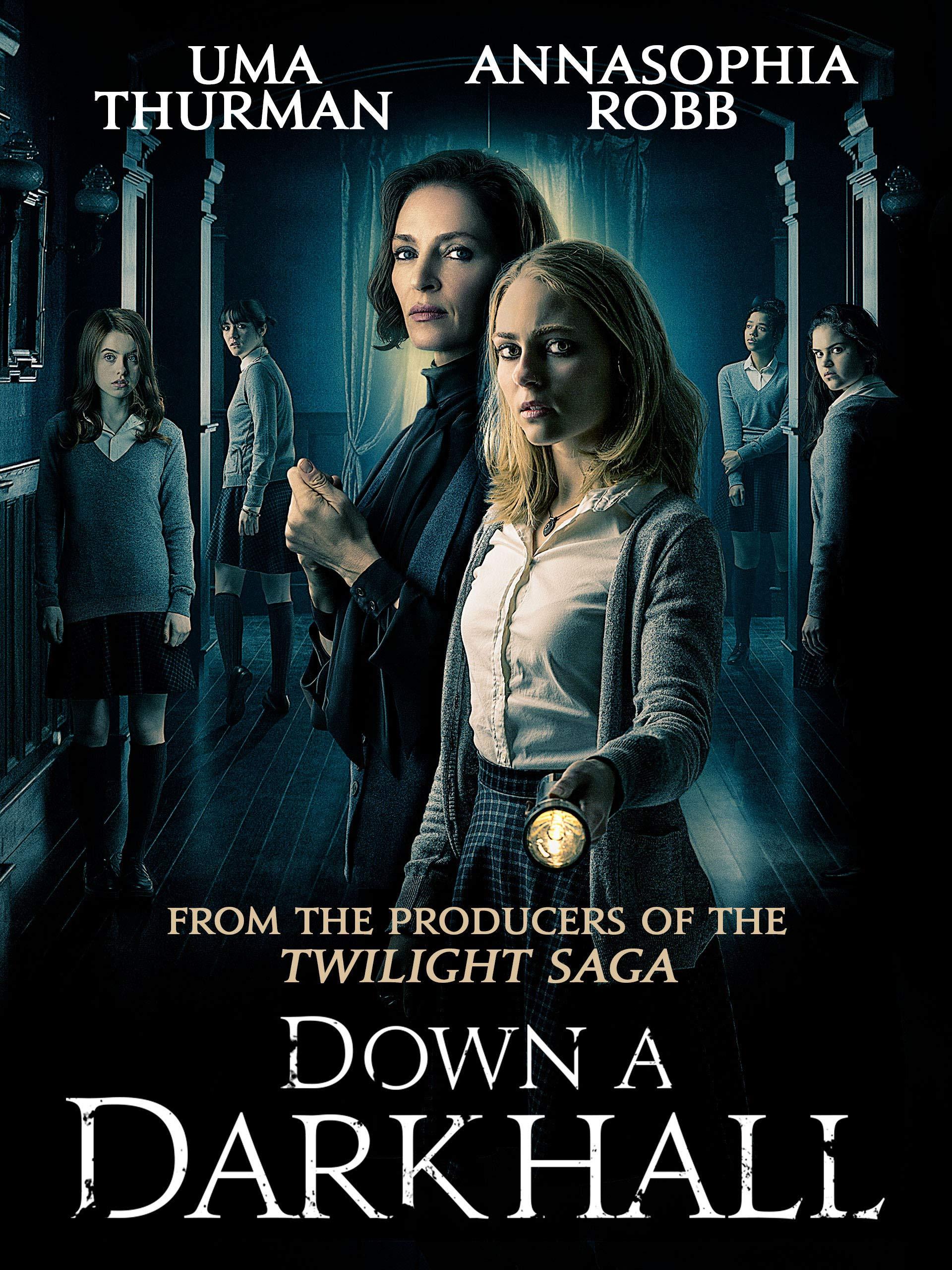 Down A Dark Hall Hd Dvd