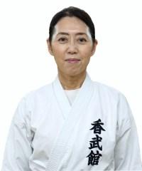吉祥寺の親子空手教室「香武館」指導員 高木千穂