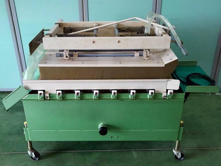 ニジザワ サツマイモ洗浄機 N-12-8FS