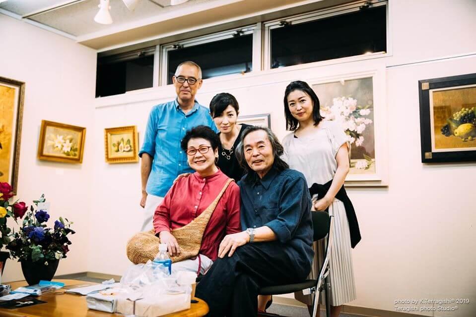 伊勢崎 勝人 個展『人物を描く』