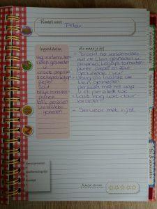 Mijn Receptenboek Koukleum
