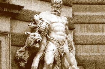ハデスとケルベロス