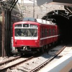 横浜最後の赤線、京浜急行途中下車。戸部駅〜金沢八景まで。
