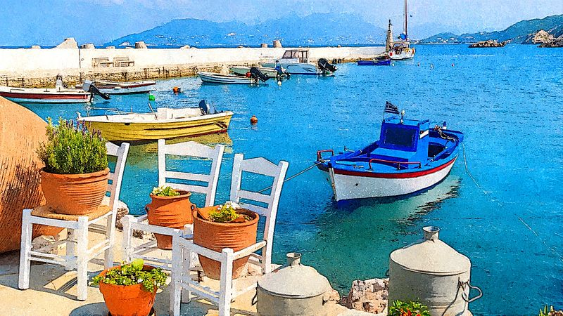 Θετικά σημάδια για τουρισμό