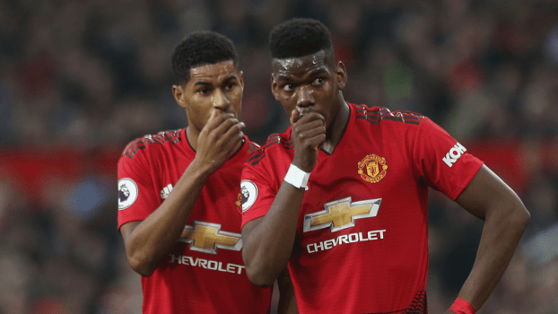 Pogba vs Rashford: Une légende de Chelsea choisit son favori de ...