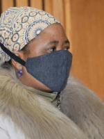 Une ancienne première dame du Lesotho renvoyée en prison pour le meurtre d'un rival (Photos)