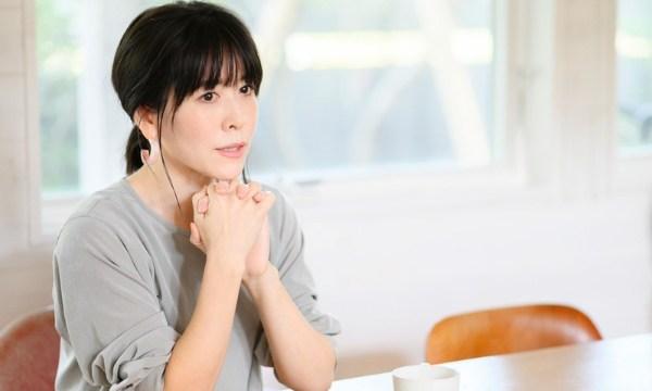 日経ARIA連載1回「そして…母になった」