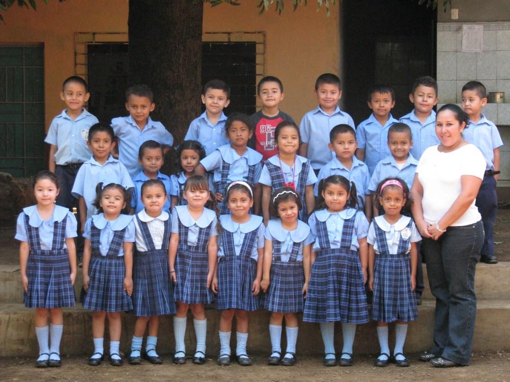 In Memorium: Colegio Bautista Lidia Valiente de El Refugio, Ahuachapán (6/6)