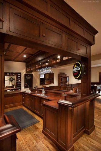 Custom Wet Bar Cabinetry In Bethesda Md Kountry Kraft