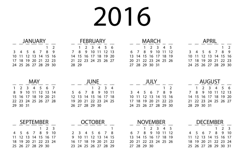 2016年の敬老の日はいつ