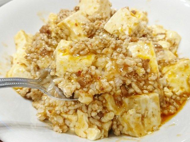 StyleONE(スタイルワン):豆腐を食べる