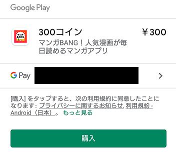 300コインを買う