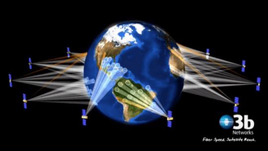 O3b, une mission spatiale au service de la télécomunication