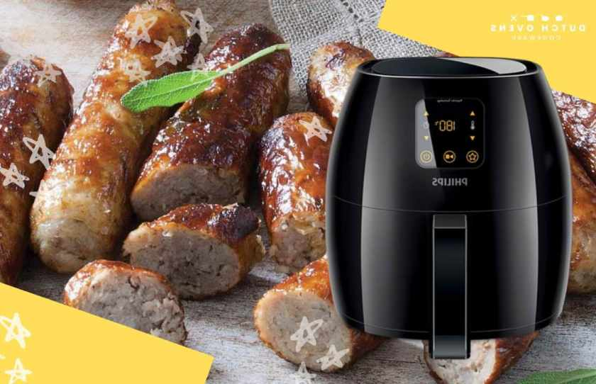 How To Cook Sausage Links In Air Fryer