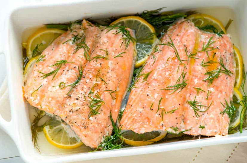 How To Oven Cook Salmon