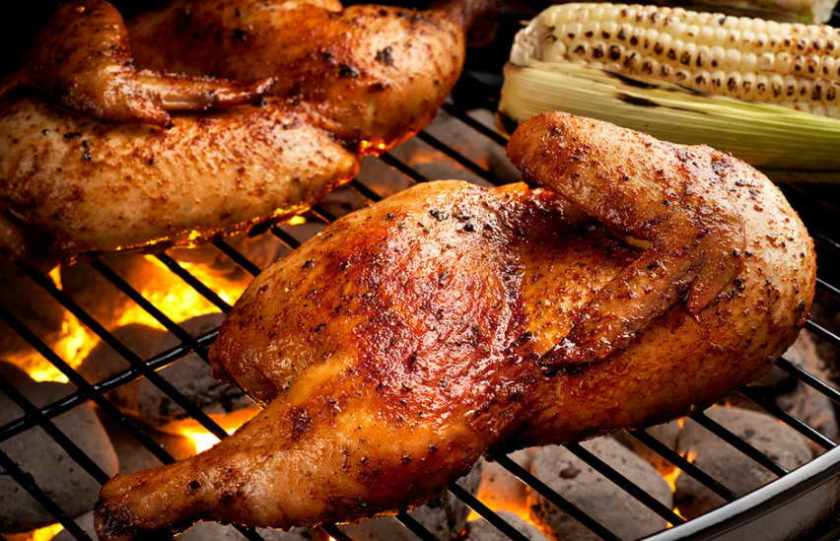 what temperature to cook chicken