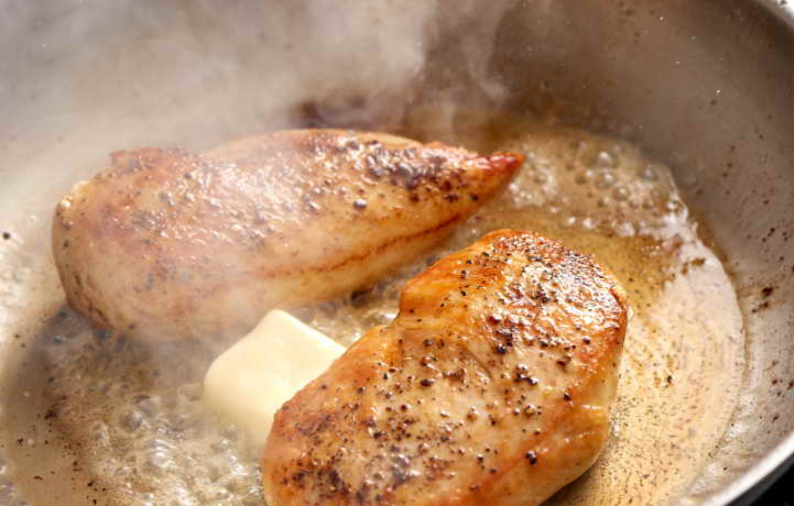 How to Cook A Good Chicken Breast
