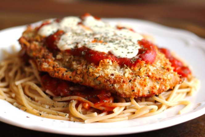 How To Cook Chicken Parm In The Oven