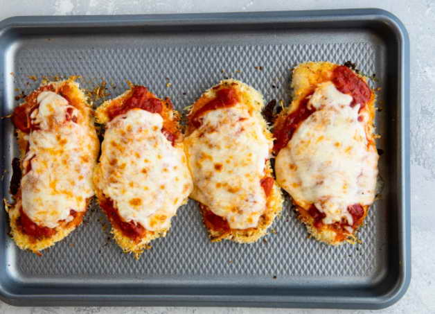 How To Cook Chicken Parmesan In Oven