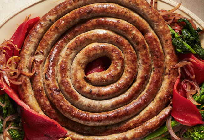 How To Cook Rope Sausage