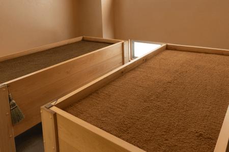 ひのき100%酵素風呂と米ぬか酵素風呂の違いと特徴