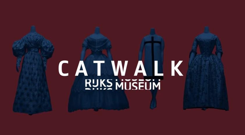 Catwalk (Rijksmuseum Amsterdam)