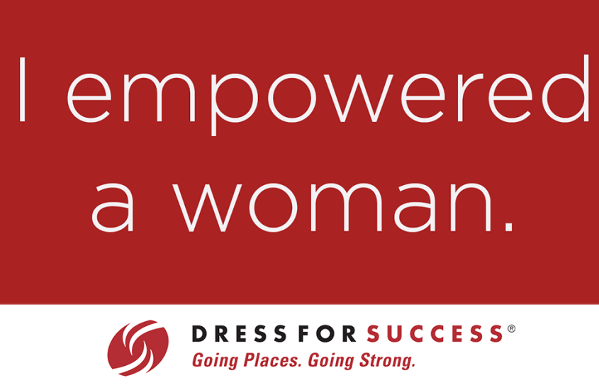 Breng je nette kleding naar Dress for Success
