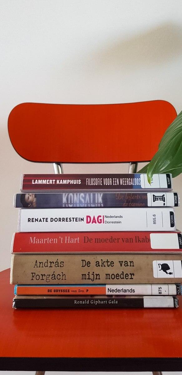 Boeken minimaliseren - verkopen en doneren