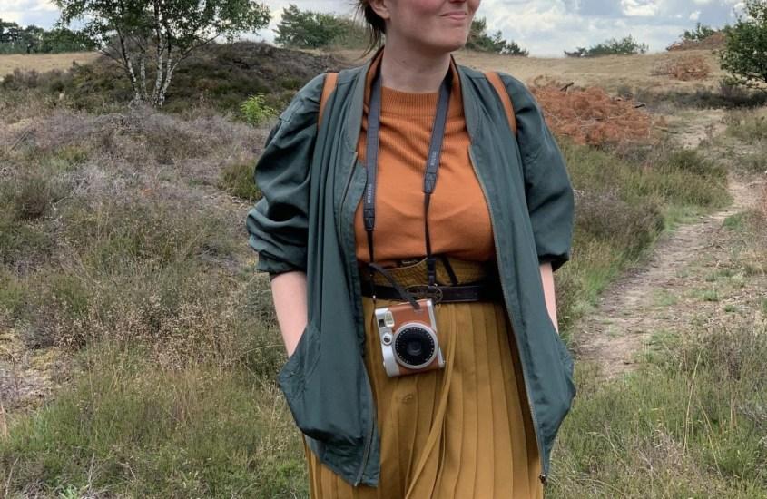 Slow outfit: matchen met het landschap