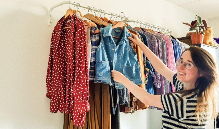 30-Wear rule challenge: ik koop geen kleding meer