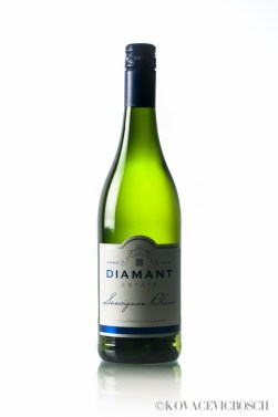 Diamant Estate Wine Bottles | Product Photography