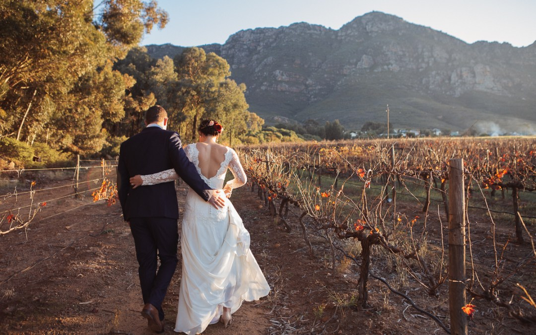 Thys + Olinka | Short Wedding Films | Allesverloren | Riebeek Valley