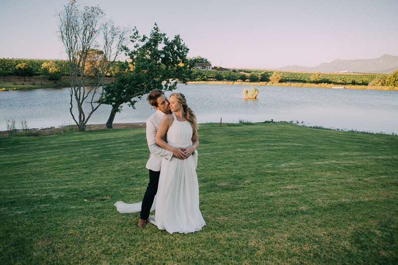 Penny + Pieter | Wedding Photographs + Film | Tea Under The Trees