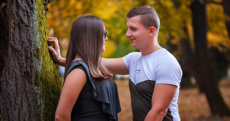 Őszi fotózások – Edina és Zoli
