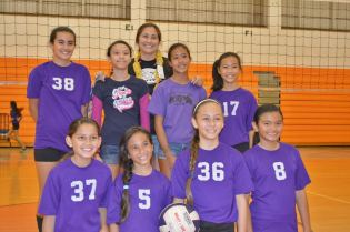 11u Purple Team