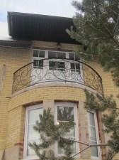 Кузницы Урала Балконное ограждение поселок Санаторный