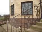 Кузницы Урала кованые Перила