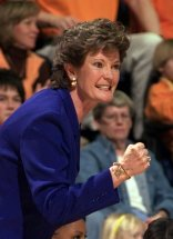 Pat Summitt in 1999 (AP Photo/Mark Humphrey)