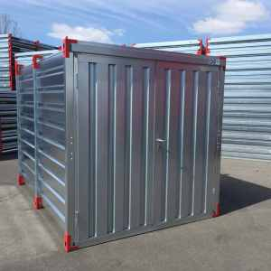 2.25m Flat Pack Containers