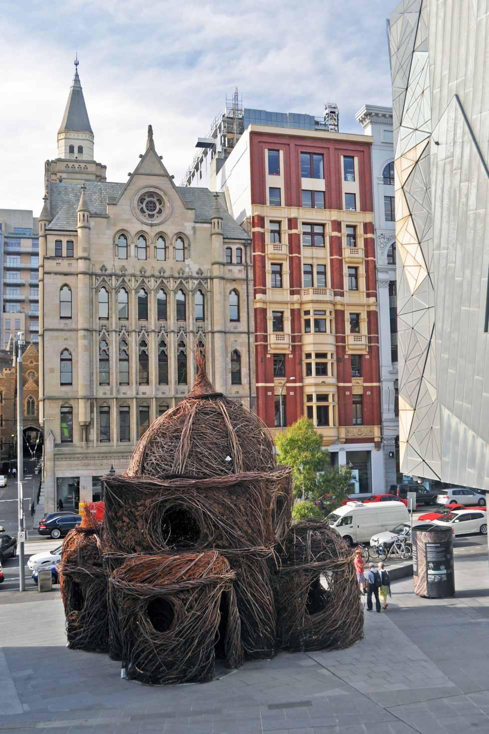 Melbourne les meilleurs backpackers pour d couvrir la ville kowala tour du monde des pvt - La maison trojan melbourne ...
