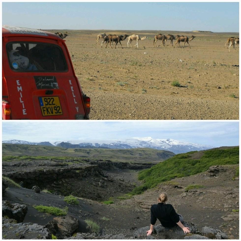 mes passages en Islande et au Maroc avant le PVT Canada