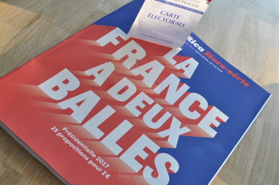 voter depuis l'etranger pour éviter une France à deux balles